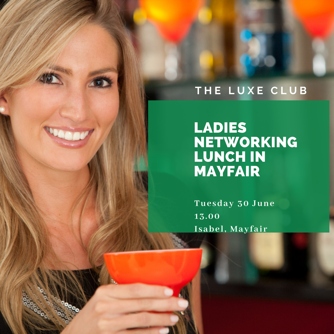 Ladies Networking Lunch